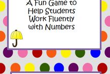 Third Grade Math Games / by Tracy Entwistle