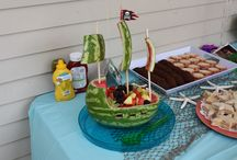 Party - Tristans 4th - Pirate Theme / by Jolie Strachan