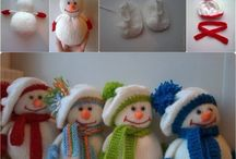 Knitted Crafts / by Mrs Cisneros