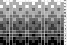 strikkediagrammer