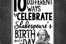 Shakespeare / All about theatre and the bard