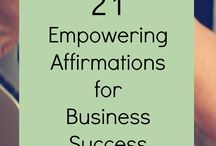 Affirmations & Mantras / Positive thinking is something we should all practice and using affirmations and mantras can help.  I hope you find one you like here.