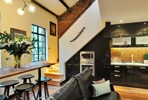 Kitchens / Our favorite living space