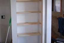 shelving project