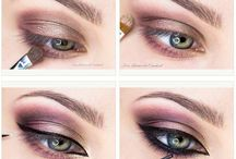 Smokey eyes / makeup