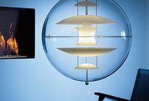 Innendørs belysning / Taklamper i stua