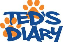 Ted's Diary / What does Ted get up to?