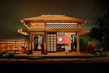 Asian and oriental dollhouses and miniatures