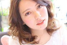 Haruka's hairstyle 大人可愛い / Rintoが作る大人可愛いhairstyle
