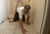 Bathroom remodel sites / Work to do around the house  / by Peggy Gallagher