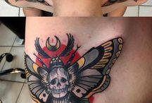 butterfly tatt