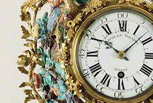 Clock  & Watch / by Cristina Truque