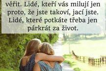 přátelství navždy