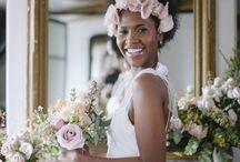 [WEDDING] Thème Romantique / Le thème de décoration Romantique a inspiré la papeterie de mariage Romantic Flowers.