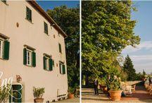 Villa on the hills of Fiesole - Tuscany