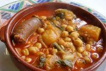 legumbres i cocidos