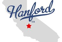 Hanford, California / This is where I was born and still live. The Central Valley of California, we feed the world!