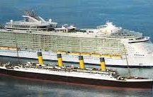 zee schepen / crousschepen