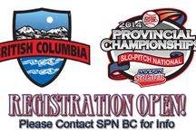2014 British Columbia Provincial Championships / August 30 - Sept 1 Men's & Women's Vernon – DND – Army Base/Graham Park September 5 - 7 Coed (6 & 4 Big Ball/Small Ball) Softball City September 12 - 14 Women's 35 / Men's 35+ / Men's 40 Abbotsford (EX Park)