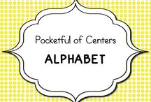 Alphabet Activities PreK-1 / Ideas for the PreK - Kindergarten classroom