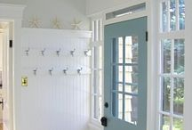 hallways, entry's and mudrooms / by migh