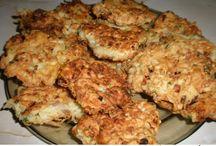 vaření / maso a slané jídla