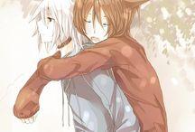anime boys (Аниме парни)