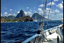 Jus'Sail - Laidback Caribbean Sailing St Lucia / Jus'Sail offer a laidback, fun, high quality, heritage sailing experience for St Lucia's discerning visitors, who come away invigorated by the joys of cruising the Caribbean sea onboard a traditional local sailing sloop. To provide a unique youth development training programme which happens each summer to local St Lucian's that fosters a passion and interest in the sea that surrounds their island home.