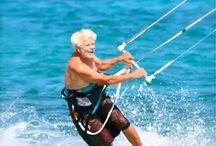 Kiten kennt kein alter
