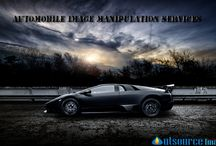 Vehicle Image Manipulation Services / outsource Image delivers professional Image Manipulation Services for automobile, automotive and vehicle photographs