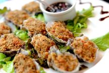 Recipes: some things FISHy / One of my favorite foods.