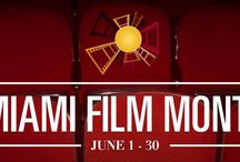 Miami Film Month / #Miami is internationally renowned for its spectacular #film #festivals, #art #cinemas and success as a film destination. Celebrate with us in March for our first ever #MiamiFilm Month at MiamiFilmMonth.com