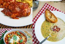 Winter is coming! / Slow cooker meals