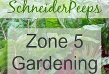 Zone 5 Gardening / zone 5 gardening group board / by SchneiderPeeps