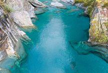 Lugares acuáticos