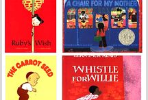 Children's Books About... / Looking for children's books for a certain project? Or a collection of books on the same subject. Maybe you can find it here! / by Davenport Public Library
