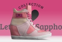 Letters to Sappho Shoe Collection