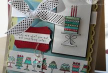 Card Samples / by Tania Brzovic