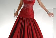 Red Dresses for Madi / by Textiles and Design