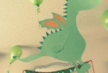 Draken/ Dino feest