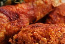 Fried Chicken & Wings