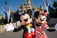 Disney Land Trip!  / Saving money to go to the most wonderful place on earth!! ❤️ / by Lisa Rose