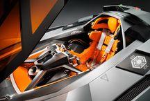 Lamborghini Egoista / by Carlos Rodriguez