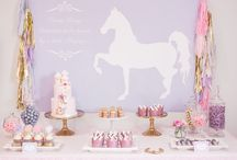 Party {princess and pony}