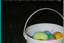 Easter Activities / by Melissa Peterson