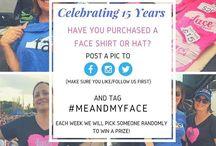 #meandmyface