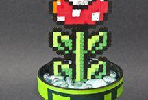 Perler Bead Pixel Art