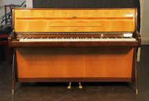 Mid Century Modern 1950's Pianos