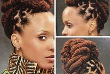 African hairstyle