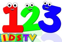 Number Songs for Children's